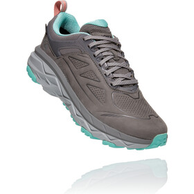 Hoka One One Challenger Gore-Tex Lage Schoenen Dames, charcoal gray/wild dove